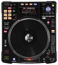 Denon DJ SC3900 top