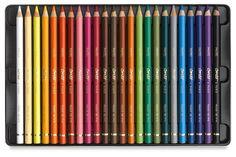 (conte pastel pencils)