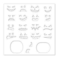 Kristina here. Today I have a fun Halloween card for you! I used the Jack-o'-lanterns stencil to create … Piping Templates, Royal Icing Templates, Royal Icing Transfers, Cake Templates, Design Templates, Printable Stencil Patterns, Templates Printable Free, 31 Nights Of Halloween, Halloween Cards