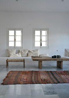Rustic Kitchen Design Ideas - Rustic Home Decor - Interior Rugs, Bohemian Interior, Interior And Exterior, Modern Bohemian, Wabi Sabi, Home Design, Design Design, Modern Design, Ikea