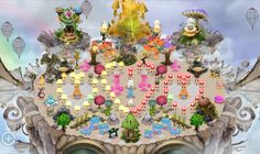 My air so far! My Singing Monsters, Snow Globes, Wreaths, In This Moment, Pretty, Fun, Door Wreaths, Deco Mesh Wreaths, Floral Arrangements