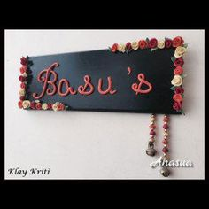 buy decorative name plates for homes offices online in india - Decorative Name Plates For Home