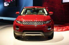 Range Rover Evoque- my next vehicle.