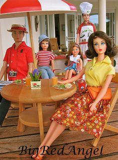 Your place to buy and sell all things handmade Play Barbie, Barbie Skipper, Barbie Life, Barbie Dream, Barbie World, Barbie And Ken, Barbie Stuff, Vintage Barbie Clothes, Vintage Toys