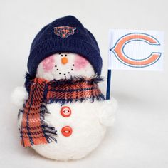 135 best Chicago bears christmas images on Pinterest in 2018 ...