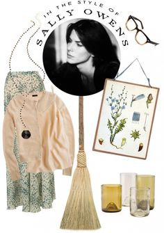 Practical Magic, witchy, 90s