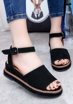58528df071e Flat Low Wedge Heel Espadrilles Summer Sandals Shoes. Chirstmas Sale in  Progress. Shop for
