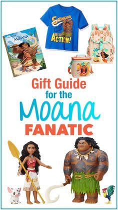 Best Moana gifts