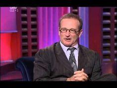 Robin Williams on Clive Anderson All Talk 1999 Robin Williams, Funny People, Funny Things, Funny Stuff, Funny Interview, All Talk, Comedy Skits, I Miss Him, Great Films