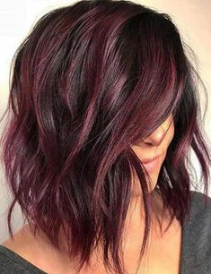 The long bob or lob is one of the most popular hair colors among women since last many years. We've compiled these amazing hair color ideas in this post for elegant and cute look. Wear these amazing bob hairstyles with various bob hair color highlights