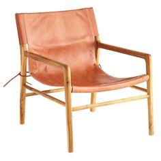 Safari Lounge Chair - NEW