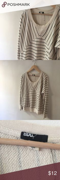 Urban Outfitters sweatshirt Great condition // some piling but it came that way // distressed look BDG Tops Sweatshirts & Hoodies