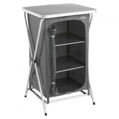 Roamer Folding Pantry - Grey