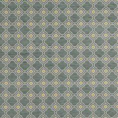 Warwick Fabrics : ASHBY, Colour SEAFOAM