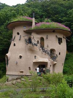 Moomin House ✿⊱╮