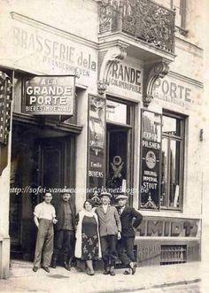 brasserie de la grande porte ,Bruxelles