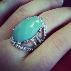 Ring--Charlotte Russe.