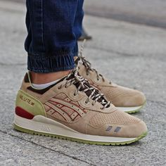Asics Gel-Lyte III Scorpion Pack