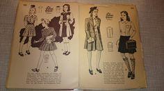 Der Goldene Schnitt, 1940s