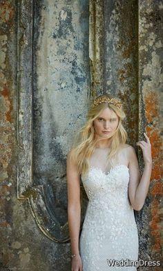 "BHLDN Fall women's Wedding Dresses ""Twice Enchanted"" Lookbook » WeddingBoard"