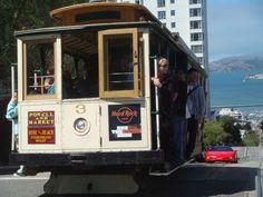 San Francisco - Vom Union Square zur Fisherman's Wharf - Tourius USA-Reisen