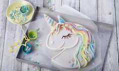 rezept-Süßer Einhornkuchen
