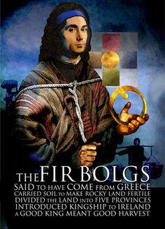 Irish Mythology: FIR-BOLGS