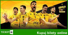 Chodzisz na mecze? Koszykówka? Siatkówka? Mamy dla Ciebie doskonałą propozycję. Skorzystaj z naszej platformy sprzedaży biletów online. Korzystaj: www.ticketik.pl