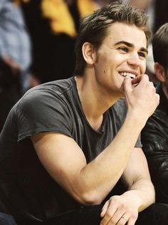 Image de paul wesley, the vampire diaries, and tvd