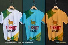 t-shirt mockups, t-shirt templates@tshirtzoon