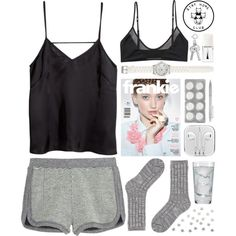 """""""HOME - HANGOVER CURE"""" by pretty-basic on Polyvore"""