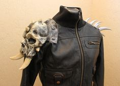 Zombie hunter jacket  One of a kind  Womens size small by GimmCat