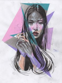 Digital art selected for the Daily Inspiration #1392