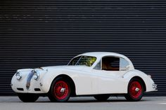 1957 Jaguar XK140 MC Coupe