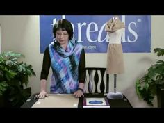 How to Set Fabric on the Bias -a Threads magazine video tutorial ...