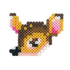 Fawn perler beads