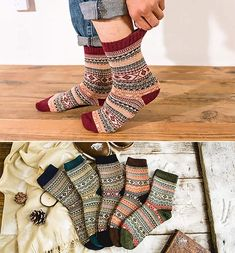35 Gifts Even Super-Picky People Will Love Woolen Clothes, Cozy Socks, Winter Socks, Instant Camera, Knitting Wool, Last Minute Gifts, Leg Warmers, Trust, Outfit