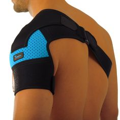 If you deal with shoulder pain, or just discomfort, try our shoulder stability brace with confidence and you will benefit from compression, pain relief  and support at the highest level. Try now without any risk. We are here, whenever your shoulder needs a hand.
