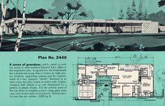 Plan 2449 Architect Edward Tyler 2252 sq ft