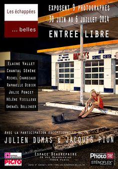 75 - Paris • Les Echappées Belles - Acte 5 (Espace Beaurepaire)