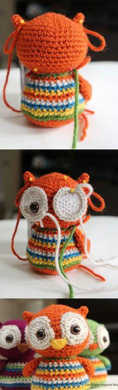 318 besten Makramee Eule Bilder auf Pinterest | Macrame owl ...