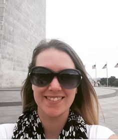 Kayla, Our Team Lead – Heritage visited Washington in the spring and got a last minute tour of this famous American symbol – the Washington Monument!