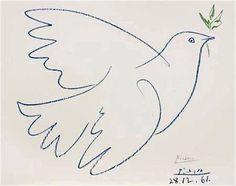 Picasso Dove Color