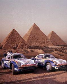 Rallye Paris Dakar, Ferdinand Porsche, Weird Cars, Rally Car, Car Brands, Automotive Design, Porsche 911, Cars And Motorcycles, Vintage Cars