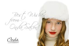 BEST WISHES FROM ONDA SALON