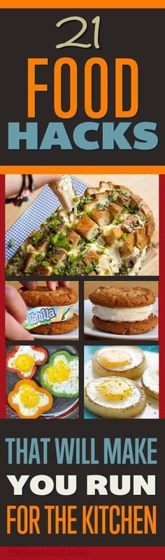 Food  Hacks That Will Make You Run To Your Kitchen