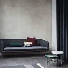 ferm LIVING Colour Block Cushion #design #hotelinterior #restaurantinterior #hospitalitydesign #interior4all