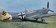 Spitfire - The Luftwaffe P-38 Lightining and other STUNNING pictures of Allied planes captured and used by the Luftwaffe