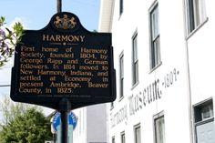 Harmony, PA.