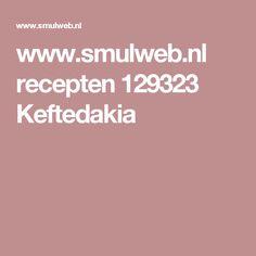 www.smulweb.nl recepten 129323 Keftedakia